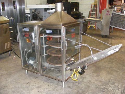 be sco tortilla machine
